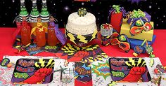 DC Super Friends Party Supplies