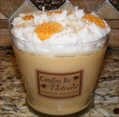 My mouth is watering for this one ... Peanut Butter Cookie Dream Candle