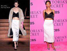 Rihanna In Miu Miu – 2012 Victoria's Secret Fashion Show