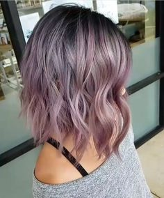Grey/Pink - for one day when I'm really old! Are you looking for ombre hair color for grey silver? See our collection full of ombre hair color for grey silver and get inspired!