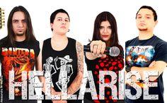 Resenha do Rock: HellArise: atração na oitava edição do Máquina Pro...