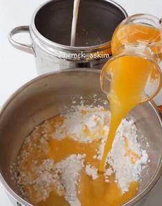 "Десерт ""Яйцо страуса"", который тает во рту Chia Puding, Jello, Sweet Recipes, Food And Drink, Pudding, Bread, Baking, Cake, Crochet"
