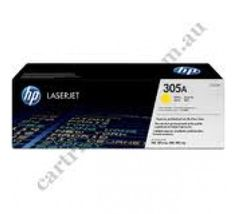 HP CE412A Yellow Toner Cartridge