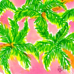 Cheers to all the pink & green loving Lilly Girls xx #lilly5x5
