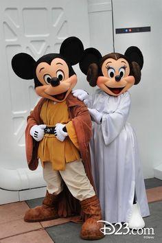 Star Wars Weekend 2014
