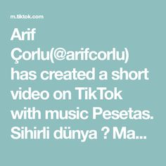 Arif Çorlu(@arifcorlu) has created a short video on TikTok with music Pesetas. Sihirli dünya 🧙 Magic world 🌍 #arifcorlu #foryou #fyp #trend #tiktok #sihirlidunya #magicworld Shape Of You, Mortal Kombat, Techno, Guys, Film, A & R, Tv, White Dogs, Musica