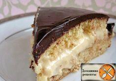 Торт не приторный и не жирный, он просто идеальный!