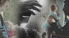 "The Originals – TV Série - Niklaus ""Klaus"" Mikaelson - Joseph Morgan - Hayley Marshall - Phoebe Tonkin - rei e rainha - King and queen - lobo - Wolf - baby Hope Mikaelson - bebê - casal - couple - amor - love - daughter - filha - father - pai - dad - papai - mother mãe - mom - mamãe - happy family - família feliz  - moda - style - look - inspiration - inspiração - fashion - elegante - elegant - chic - video - youtube - Hope + (Klaus & Hayley) || In my arms - Plumb"