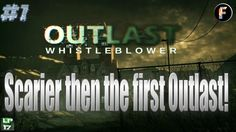 Outlast Whistleblower - - Scarier then the first Outlast The One, Scary, Broadway Shows, Gaming, Neon Signs, Videogames, Im Scared, Game, Macabre