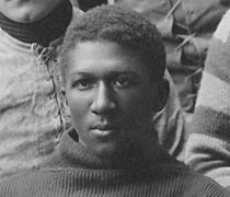 George Henry Jewett II (April 1870 – August 12, 1908) was an American athlete who became the first African American football player at both the University of Michigan and Northwestern University, and in the Big Ten Conference. He played for the Michigan Wolverines as a fullback, halfback, and field goal kicker in 1890 and 1892 and was considered one of Michigan's greatest players in the pre-Fielding H. Yost era.