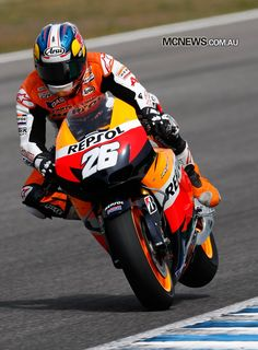 Racing Cafè: Photo #221 - Dani Pedrosa 2012 Valentino Rossi, F1 Motor, Sports Celebrities, Biker Quotes, Motosport, Sportbikes, Road Racing, Bike Life, Ducati