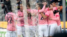 Juve ydmyger Udinese på deres nye Friuli!