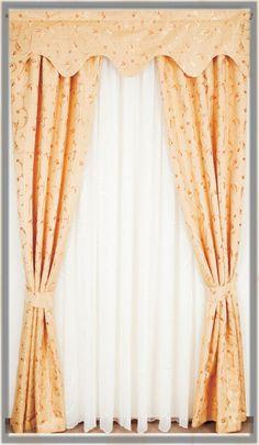 Perdele si Draperii Rovitex Babilon 6404. Perdele transparente , Jacquard-uri clasice , Voaluri luminoase , Organza la moda. Sortimentul de tesaturi si decoruri este , de asemenea, extrem de larg, incluzand produse de inalta calitate la preturi mici si materiale exclusiviste, la preturi rezonabile .