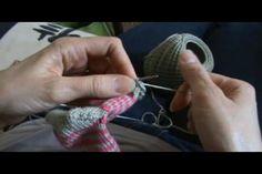Bordure en picots by Knit Spirit.