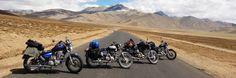 Ladakh Bike Trip 2017 | Motorcycle Trip to Ladakh from Manali