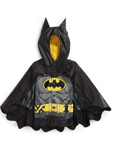 cool Batman hooded rain coat for toddlers http://rstyle.me/n/td2mnr9te
