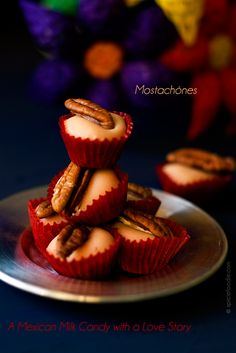 Mostachon: A Mexican Milk Candy with a Love Story | #Mexican #mostachones #candy #milkfudge #mostachon