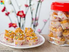 Honey Cornflakes Cups (Honey Joys)