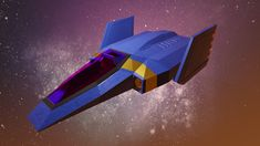 F-Zero Blue Falcon, Degui is design Futuristic, Zero, Sci Fi, Space, Artwork, Blue, Design, Display, Art Work