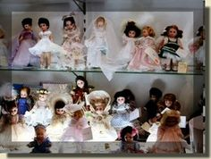 Madame Alexander dolls found in  Country Joy on Main St. in Waynesville, OH