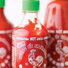 Homemade Sriracha Sauce Recipe Condiments and Sauces with jalapeno chilies, garlic cloves, garlic powder, granulated sugar, light brown sugar, kosher salt, white vinegar, water