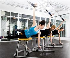 Great for after pilates   Stretch it out at Chaise Fitness.