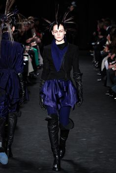 Ann Demeulemeester Fall 2012 Ready-to-Wear - Collection - Gallery - Look 23 - Style.com