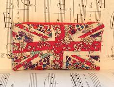 Liberty of London Union Jack Purse / Pouch par MissGinnyEngland, £20.00