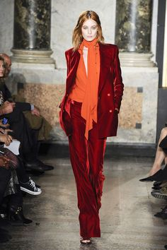 Emilio Pucci | The Top 10 Looks From Milan: Fall 2014