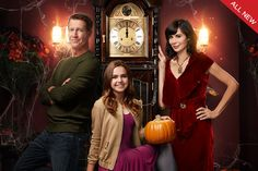 Good Witch: Secrets of Grey House. October 22nd at 9pm.