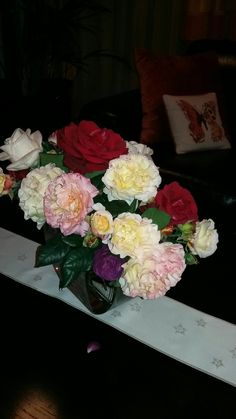 Ultimii trandafiri din gradina mea😍