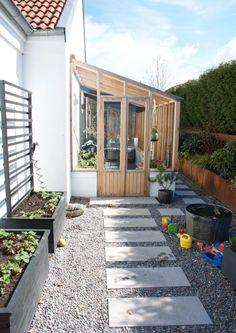 Backyard Greenhouse, Backyard Landscaping, Outdoor Spaces, Outdoor Living, Outdoor Decor, Pergola, Garden Design, House Design, Room With Plants