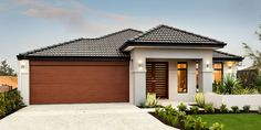 Endeavour, Single Storey Elevation, WA
