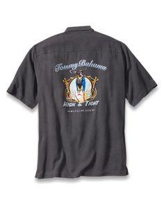High & Tight Camp Shirt