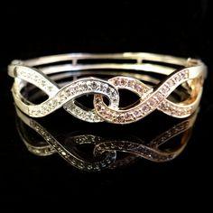 Breast #cancer awareness #bracelet. Haig's of Rochester, Rochester, MI. www.haigsofrochester.com