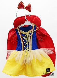CCK07A Pamuk Prenses Kısa Etek Kostüm Just Baby & Kids - Bebek ve Çocuk Kostüm - Giyim