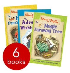 Enid Blyton Collection - 6 Books(Collection):9780603570827