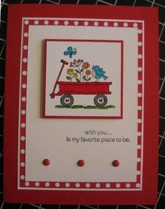 stampin up ideas on pinterest | Stampin Up Card ideas / For the Birds