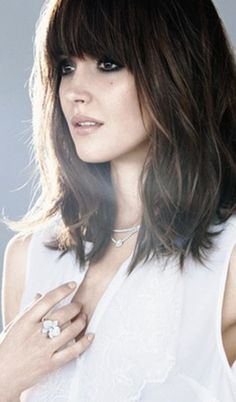 Medium Length Haircut Ideas for 2016 | Hairstyles 2016 New Haircuts and Hair Colors from special-hairstyles.com
