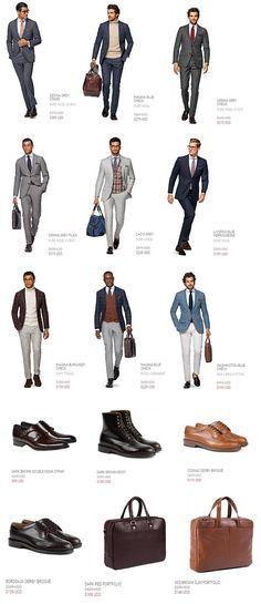 The Suitsupply Online Outlet is OPEN is part of Mens fashion chinos - It's back! Suits, jackets, shoes, accessories, and more for a fraction of their original price All sales are final Mens Fashion Blazer, Mens Fashion Wear, Suit Fashion, Stylish Mens Outfits, Stylish Mens Fashion, Classy Fashion, Mens Style Guide, Men Style Tips, Style Men