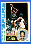 For Sale  - 1978-79 Topps  GEORGE GERVVIN  (San Antonio Spurs)