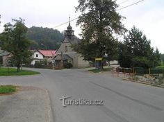 Bohutín • Mapy.cz Sidewalk, Side Walkway, Walkway, Walkways, Pavement