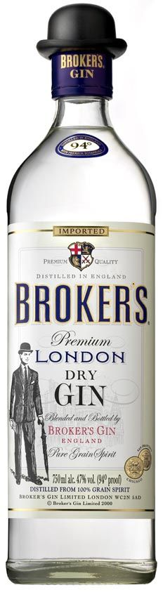 Broker's Gin desde $21.13 (15€)