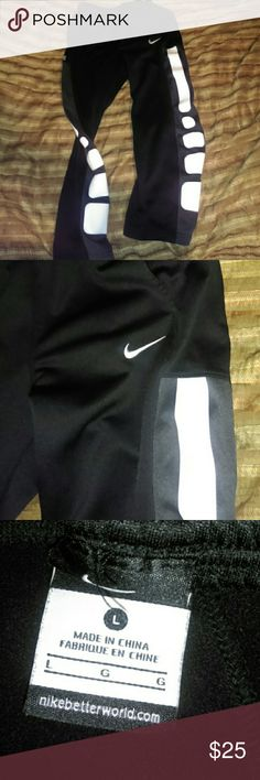 Nike Gently Used....ThermaFit... Nike Bottoms Sweatpants & Joggers