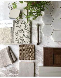 Moodboard Interior, Material Board, Interior Design Boards, Colour Schemes, Cheap Home Decor, Home Decor Accessories, Home Remodeling, Decoration, House Styles