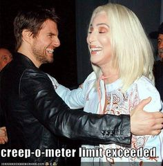 Creep-o-meter has exceeded limits.