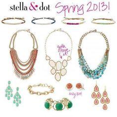 Great looks from Stella & Dot. www.stelladot.com/sites/amandasnider