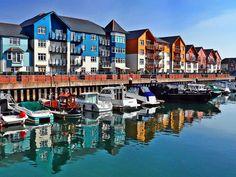 Exmouth, England