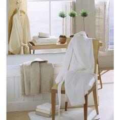 Kassatex Kassanilo Shawl Bath Robe - SWR-SH-W