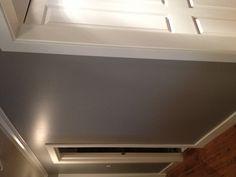 "Dulux ""Granite grey"". LOVE my new colour!"